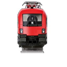 Norway Seasons Train