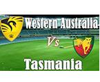 Tasmania vs Western